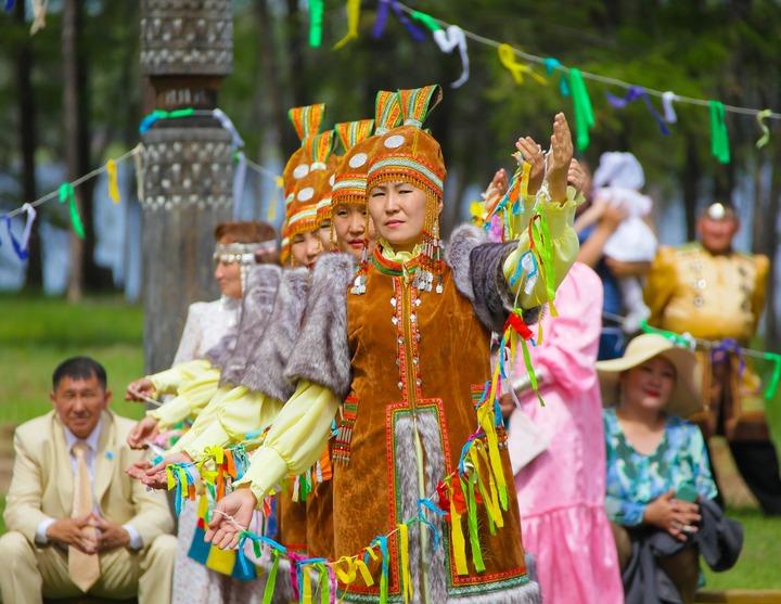 В Якутии началось празднование Ысыаха