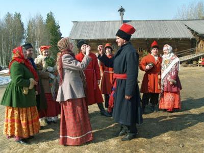 """В """"Малых Корелах"""" вспоминали старинные пасхальные традиции"""