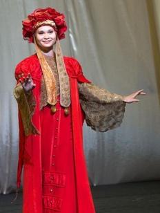 Костюм русского Севера покажут дизайнеры на фестивале в Архангельске