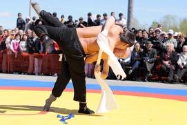 В Ханты-Мансийске пройдет турнир по курешу