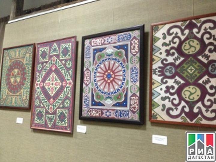 Выставка кавказских мастеров открылась в Махачкале