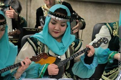 Башкортостан получил патент на 100 народных песен