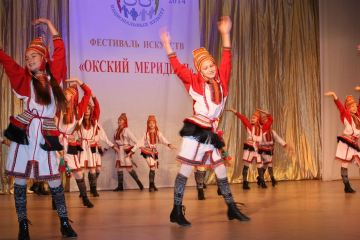 """""""Окский меридиан"""" объединил национальные общины и диаспоры Рязани"""