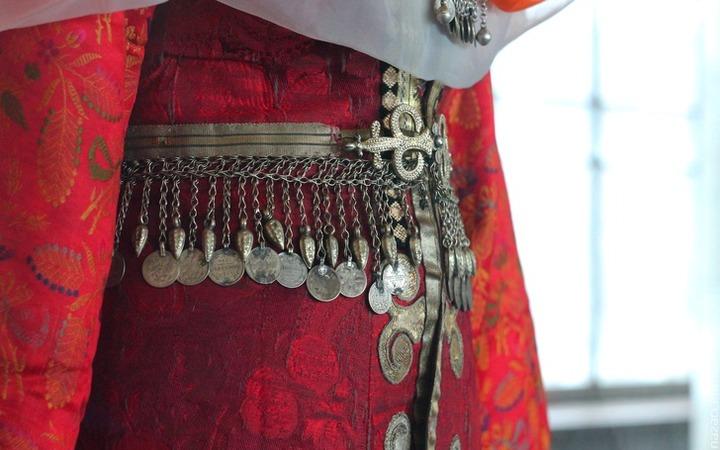 Национальные костюмы дагестанцев и кайтагские панно покажут в Музее Востока