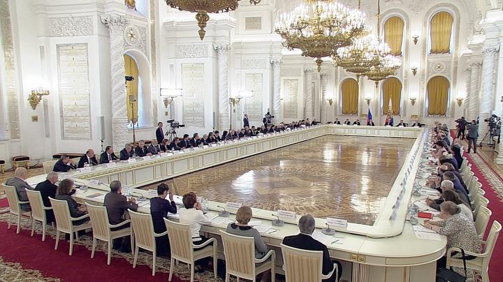 Разработку закона о российской нации поручили Совету по межнациональным отношениям
