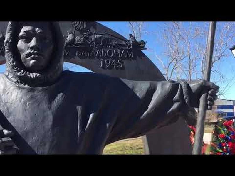 """Слушательница Школы медиакоммуникации о проекте """"Упряжка Победы"""""""