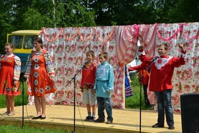 Старинные русские обряды вспомнят в Смоленской области