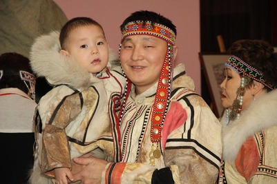 В Москве презентуют книгу о фольклоре нганасан