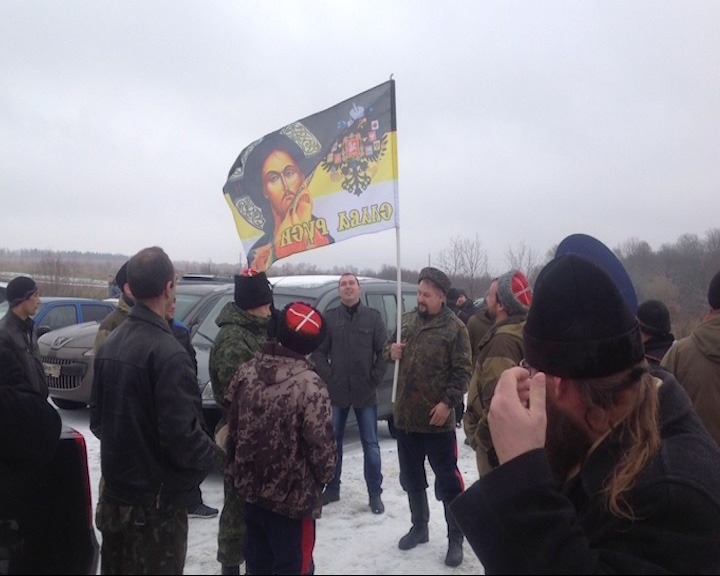 Переславские казаки выступили против строительства мечети в деревне