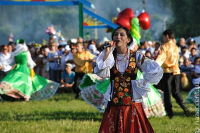 Летние праздники народов России отметят в Татарстане