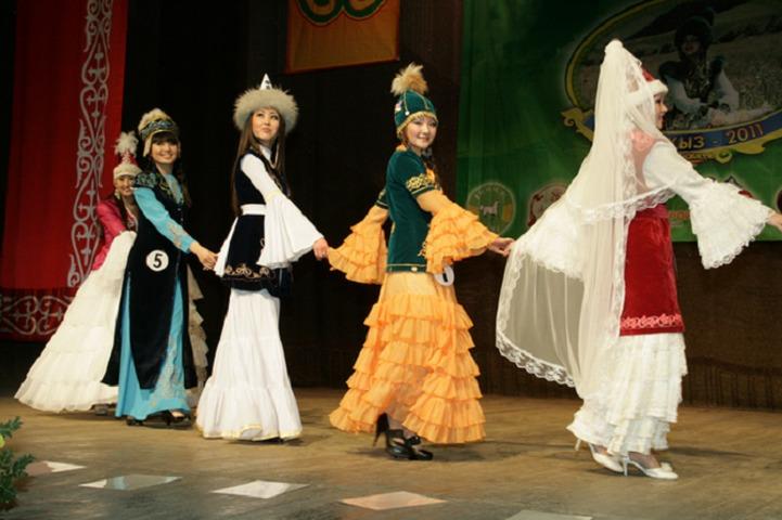 Самой красивой казашке Тюменской области подарят автомобиль