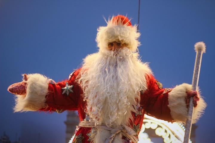 Фестиваль Дедов Морозов на ВДНХ