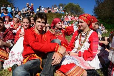 """В Тульской области пройдет фестиваль молодежных фольклорных ансамблей """"Молодо-зелено"""""""
