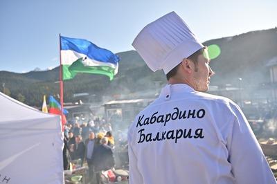 Команда Кабардино-Балкарии победила на конкурсе кухни горских народов в Архызе