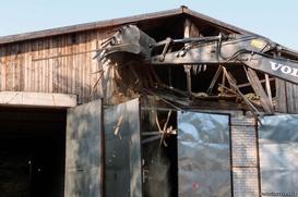 Прославившуюся после массовой драки лесопилку в Демьяново снесли