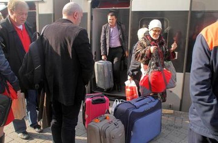 Премьер-министр РФ заявил о четырех тысячах украинских беженцев