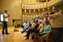 Журналисты Югры обсудили новые подходы в освещении межнациональной темы