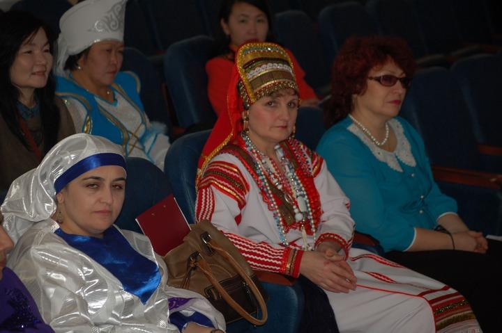 Открылся IX Всероссийский мастер-класс учителей родных, включая русский, языков