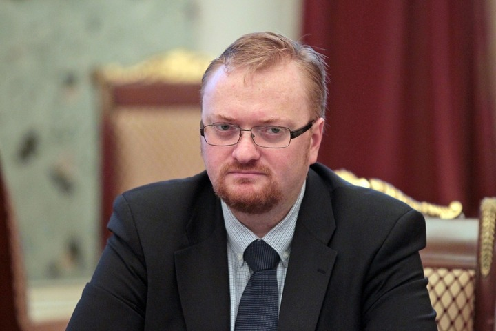 Федерация еврейских общин назвала слова Милонова антисемитскими