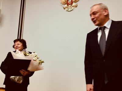 Путин поблагодарил известного этносоциолога