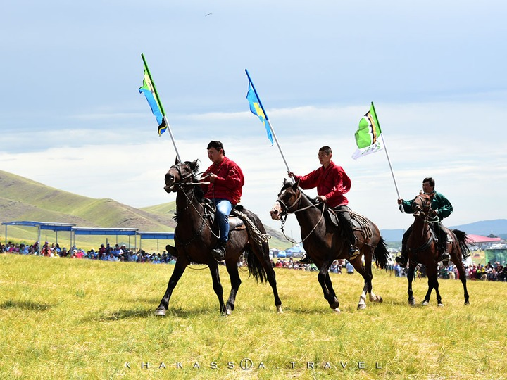 Праздник первого айрана отметят в Хакасии