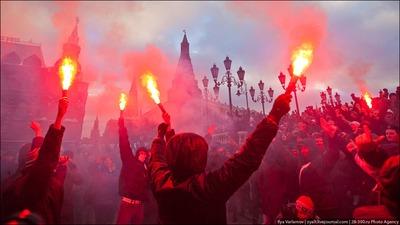 Московские власти: В 2012 году массовых проявлений межэтнической нетерпимости в столице не было