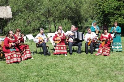 Древние славянские обряды продемонстрировали на фестивале в Белгородской области