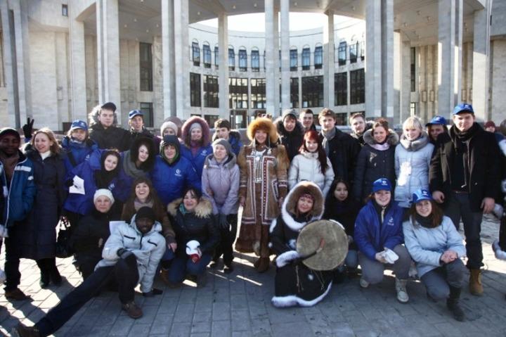 В Санкт-Петербурге пройдет танцевальный флешмоб против расовой дискриминации