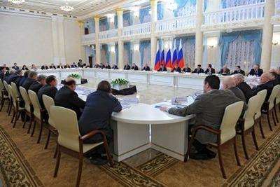 Путин отменил заседание Совета по межнациональным отношениям в Черкесске