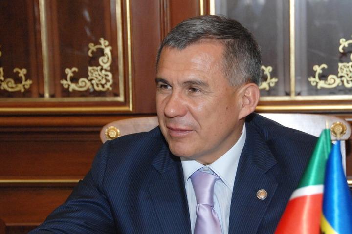 Президент Татарстана призвал крымских татар не отделяться