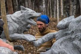 Памятник собачьей упряжке установят в камчатском селе