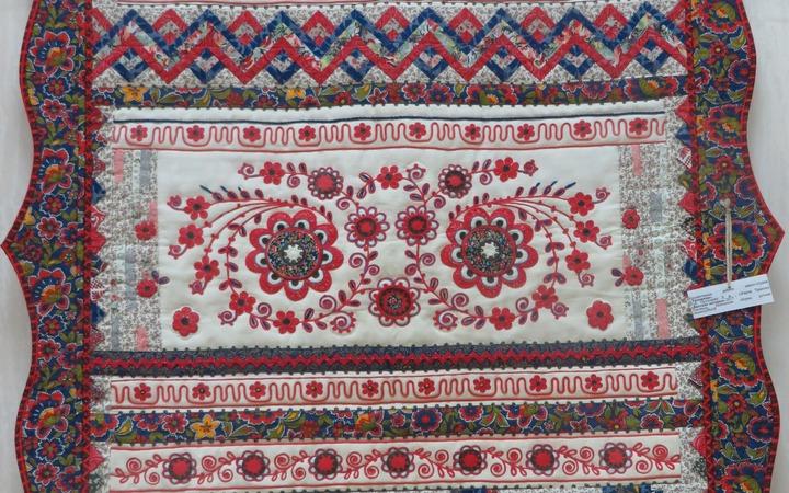 Лоскутное шитье превратилось в искусство