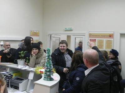 Националисты попытались принять участие в презентации книги о народах Коми