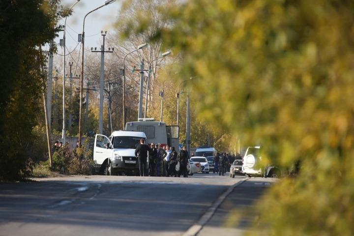 В Новосибирске полиция проверяет мигрантов после массовой драки на рынке