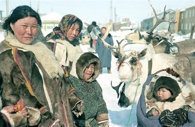 Дети уральских манси начали учить в школе родной язык