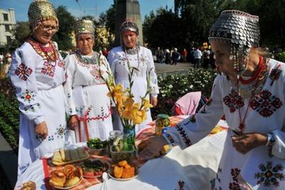 Фестиваль национальных культур прошел в Красноярске