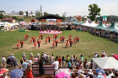 Возобновленная Спасская ярмарка пройдет в Елабуге в десятый раз