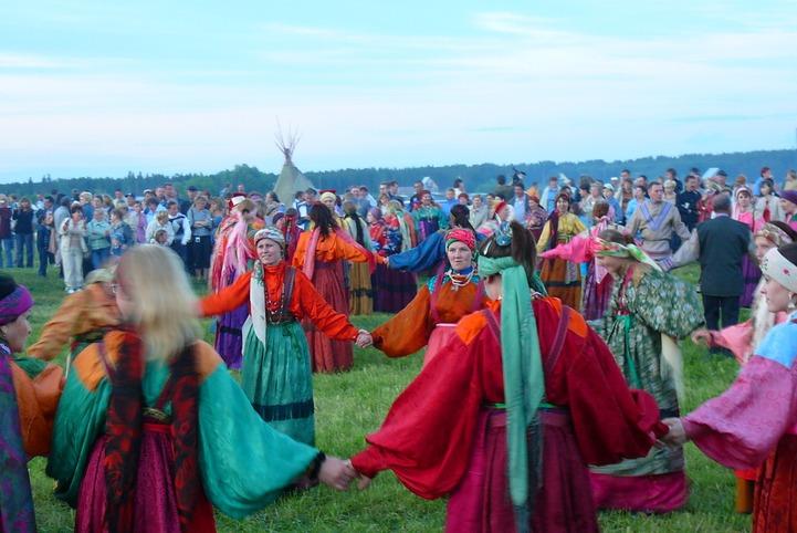 """Ижемский """"Луд"""" признали лучшим национальным праздником"""