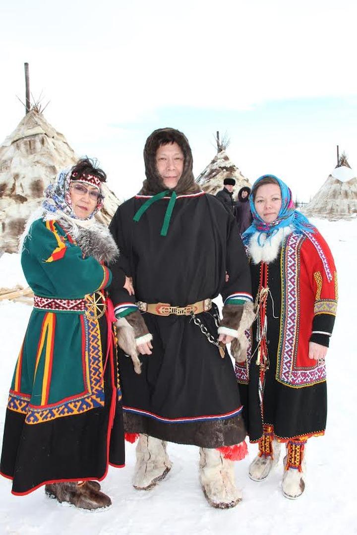 Встреча с шорцами Кемеровской области