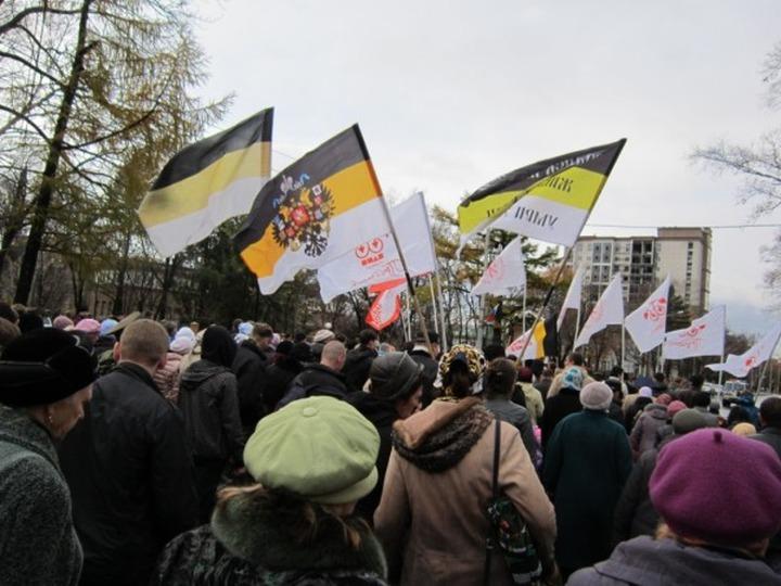 """В Пензе националисты обратились в прокуратуру из-за произвола полиции после """"Русского марша"""""""