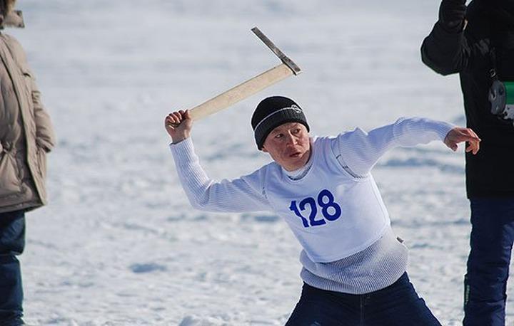Спортсменка из НАО стала чемпионкой России по северному национальному многоборью