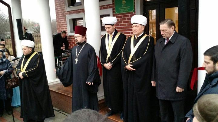 В Санкт-Петербурге открыли татарский национально-культурный дом