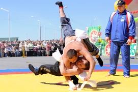 В нескольких регионах пройдут соревнования по национальным видам спорта