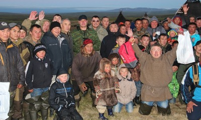 "Древний праздник середины лета ""Та-Ер яля"" отметили на Ямале"