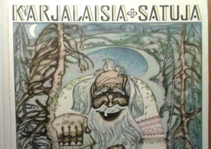 В Петрозаводске переиздали карельские сказки