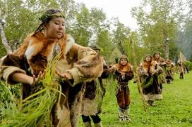 """Ительмены Камчатки откроют этнодеревню на """"дальневосточных гектарах"""""""