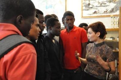 Африканские студенты Санкт-Петербурга заявили о нападении скинхедов