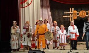 """В Удмуртии этнофутуристический фестиваль """"Жон-Жон"""" завершился общим хэппенингом"""