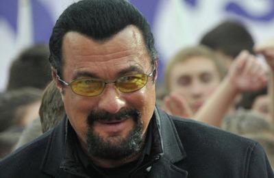 Стивен Сигал: Януковича свергли за любовь к русским