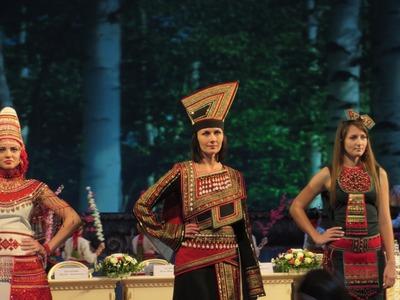Финно-угорские этнодизайнеры представят свои коллекции в Петрозаводске